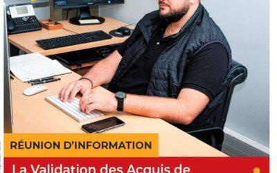 Réunion d'information VAE